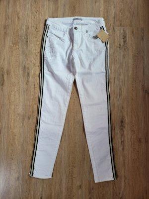Tredy Stretch Jeans white