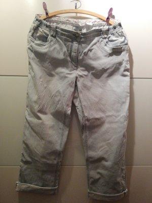 Hose Jeanshose 7/8 Oversized