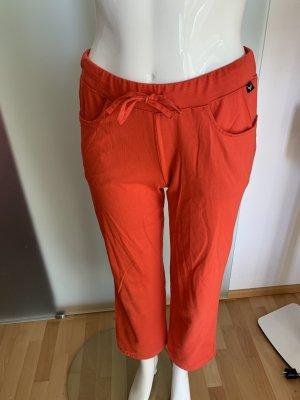Trigema Pantalone fitness rosso chiaro