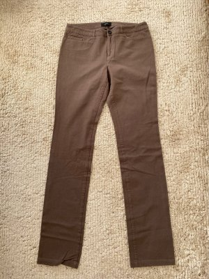 Joseph Pantalone cinque tasche talpa-marrone-grigio