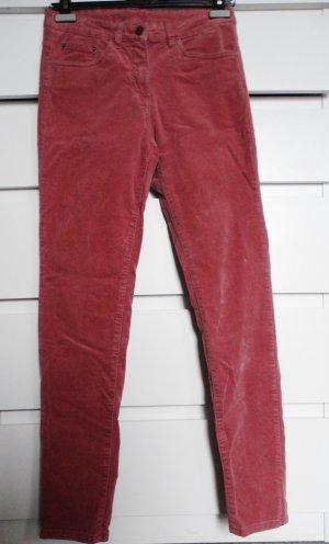 Blue Motion Pantalón de pana multicolor tejido mezclado