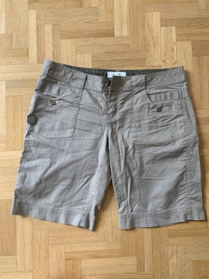 Hose, kurz, Khaki, sportlich von Oakley Gr. 36