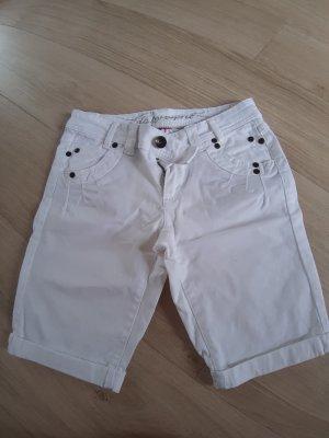 edc by Esprit Pantalone Capri bianco