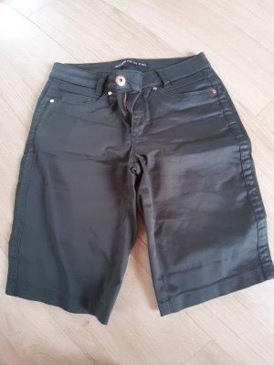 Street One Pantalone Capri grigio scuro-antracite