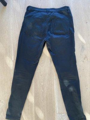 L.O.G.G. H&M Pantalon 7/8 noir