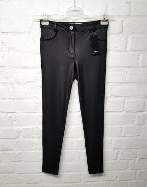 Mango Legging noir polyester