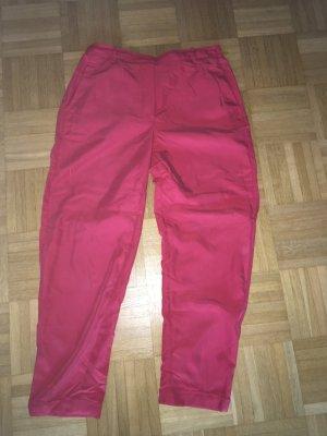 Mango Suit 7/8-broek lichtrood