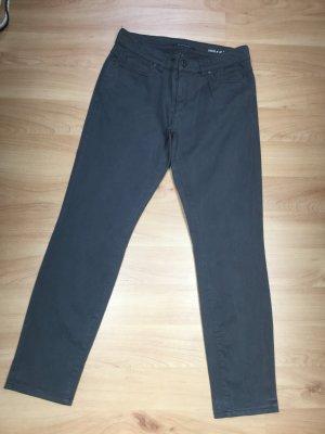 Marc O'Polo Cargo Pants grey cotton