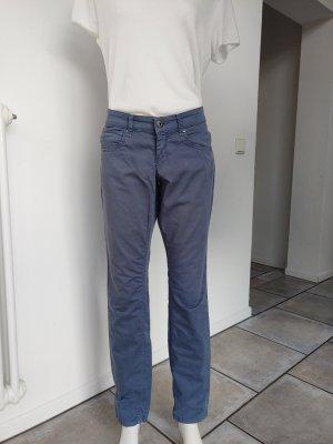 Marc O'Polo Jersey Pants slate-gray