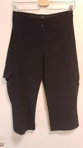 Marithé + Francois Girbaud 3/4 Length Trousers black