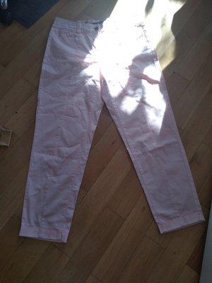 Taifun Pantalone a 3/4 rosa antico-rosa pallido