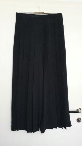 Jean Claire Marlene Trousers dark blue-black polyester