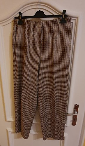 Massimo Dutti Woolen Trousers multicolored