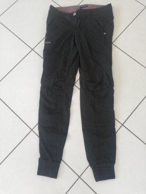 Mexx Pantalon de jogging noir