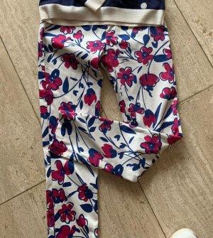 Hose mit Blumenmuster von Camomilla Gr. 38 (IT 42)