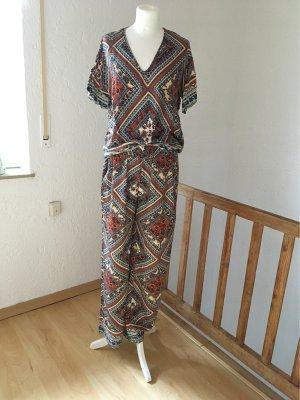 Breuninger Traje de pantalón multicolor Viscosa
