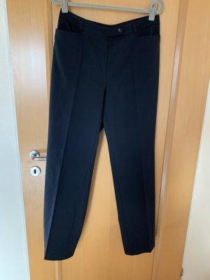 Brax Pantalone da abito nero
