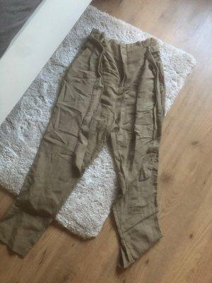 H&M Pantalon à pinces beige-beige clair