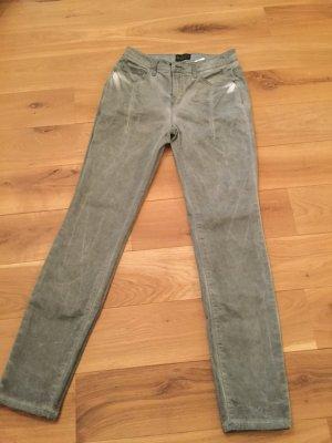 Hose mit Crinkle- effekten, Größe 36 von Laura Scott