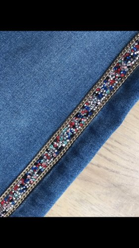Topshop Skinny Jeans azure