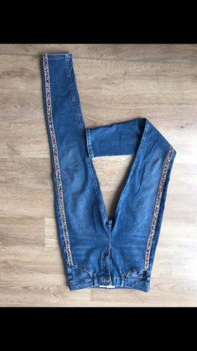 Topshop Skinny Jeans cornflower blue