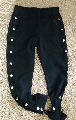 Rue de Femme Sweat Pants black-gold-colored