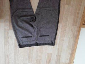 Kenny S. Pantalone di lana grigio