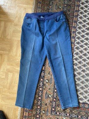 Jeggings azul aciano
