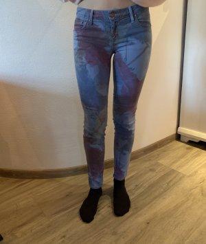 1921 Jeans skinny multicolore