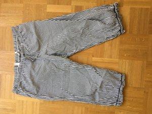 Hose mit Streifen von H&M