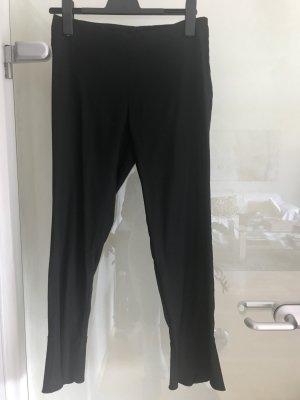 Hose mit Volant Strenesse schwarz Gr. 38