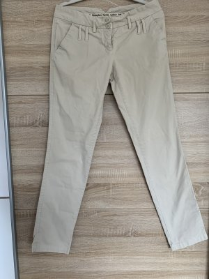 Napapijri Drainpipe Trousers cream