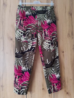 Treggings multicolored polyester