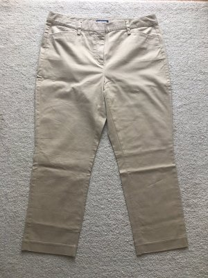 Lands' End Pantalone a 7/8 color carne-beige