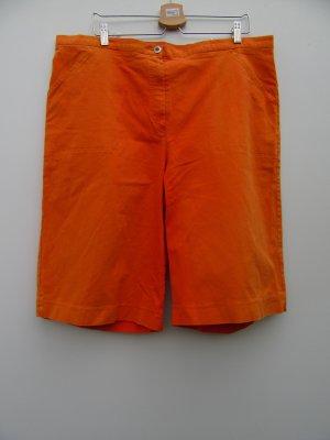Ulla Popken Bermuda oranje
