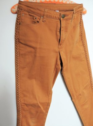 Hose orange von Travel Couture Heine in 36