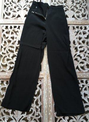 & other stories Pantalone palazzo nero