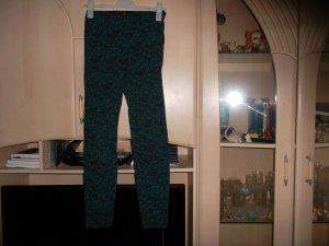 Alexander Wang for H&M Pantalone petrolio-nero