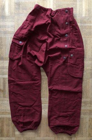 unbranded Pantalone bloomers carminio Cotone