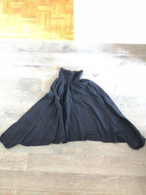 Hose Pumphose schwarz Smokebund Goia Ethno 34-42