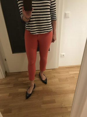 Rebecca Ellison Riding Trousers bright red