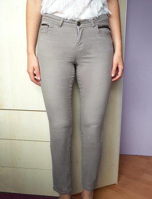 My Own Pantalone a vita bassa multicolore Cotone