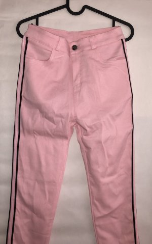 Stretch Trousers pink-pink