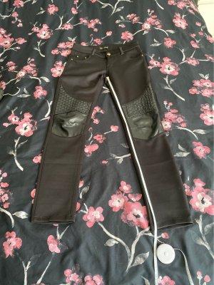 Spodnie biodrówki czarny