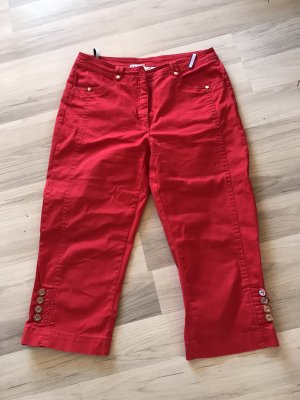 Sure Pantalon 3/4 rouge