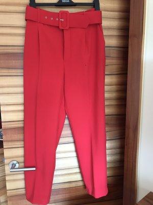 Hose rot von Zara