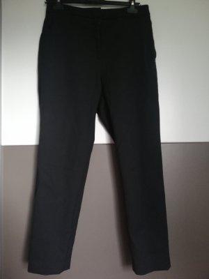Sandro Paris Pantalón de lana negro