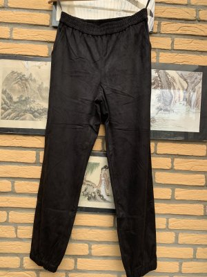 Rainbow Jersey Pants black