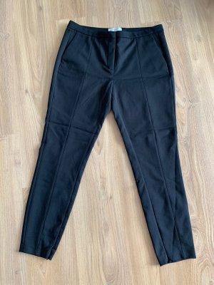 Selected Femme Pantalon cigarette gris