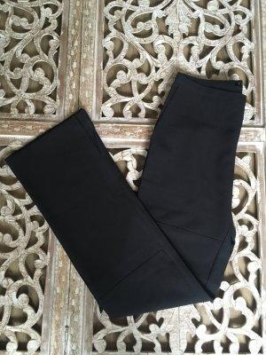 Sisley Drainpipe Trousers black